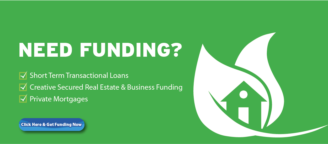 Need funding or short term loans?
